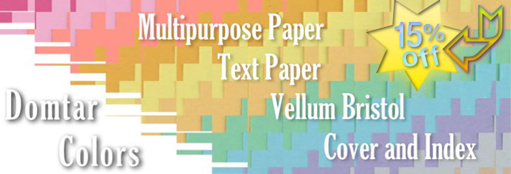 Colorful Paper and Envelopes