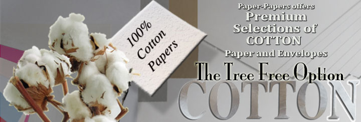 Sale on Cotton Paper