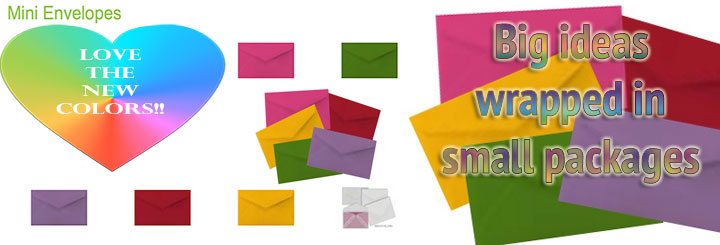 Miniature Envelopes