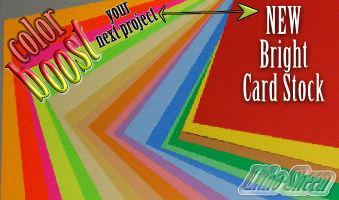 Bright Cardstock
