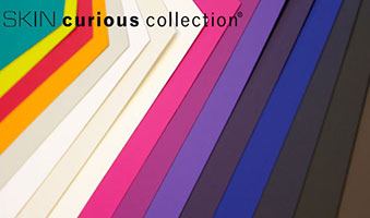CURIOUS SKIN Paper and Envelopes