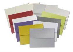 Curious Metallic ENVELOPES - A2 Envelopes - 250 PK