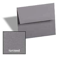 Curious Metallic ENVELOPES - A6 Envelopes - IONISED - 50 PK