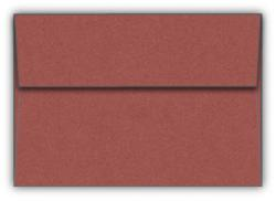 French Paper - CONSTRUCTION - BRICK RED - A2 Envelopes - 1000 PK