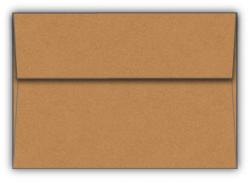 French Paper - CONSTRUCTION - SAFETY ORANGE - A2 Envelopes - 1000 PK