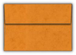 French Paper - DUROTONE - Butcher Orange - A2 Envelopes - 50 PK