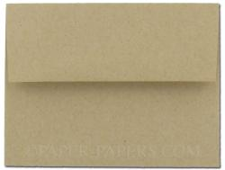 French Paper - SPECKLETONE - A1 Envelopes - Oatmeal - 25 PK