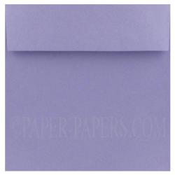 Stardream Metallic - 7.5 in Square ENVELOPES - AMETHYST - 250 PK
