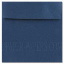 Stardream Metallic - 7.5 in Square ENVELOPES - LAPIS LAZULI - 1000 PK