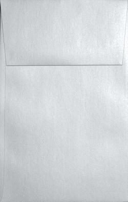 Stardream Metallic Envelopes - A10 VERTICAL ENVELOPES (Open-End) - CRYSTAL - 250 PK