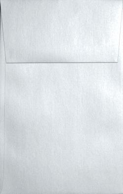 Stardream Metallic Envelopes - A10 VERTICAL ENVELOPES (Open-End) - CRYSTAL - 20 PK