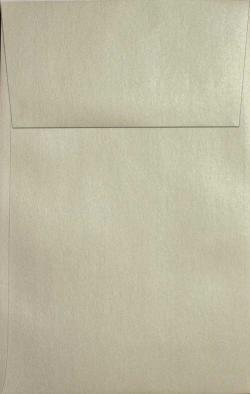 Stardream Metallic Envelopes - A10 VERTICAL ENVELOPES (Open-End) - OPAL - 20 PK