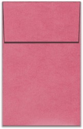 Stardream Metallic Envelopes - A10 VERTICAL ENVELOPES (Open-End) - AZALEA - 20 PK