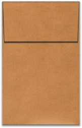 Stardream Metallic Envelopes - A10 VERTICAL ENVELOPES (Open-End) - COPPER - 20 PK
