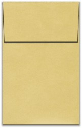Stardream Metallic Envelopes - A10 VERTICAL ENVELOPES (Open-End) - GOLD - 20 PK