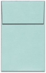 Stardream Metallic Envelopes - A10 VERTICAL ENVELOPES (Open-End) - LAGOON - 20 PK