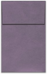 [Clearance] Metallic Envelopes - A10 VERTICAL ENVELOPES (Open-End) - RUBY- 20 PK