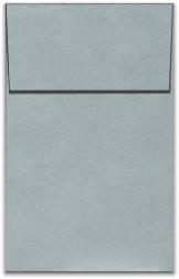 Stardream Metallic Envelopes - A10 VERTICAL ENVELOPES (Open-End) - SILVER - 20 PK