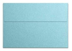 Stardream Metallic - A8 Envelopes (5.5-x-8.125) - Bluebell  - 1000 PK