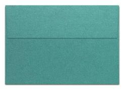 Stardream Metallic - A8 Envelopes (5.5-x-8.125) - EMERALD - 25 PK