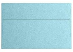 Stardream Metallic - A9 ENVELOPES (5.75-x-8.75) - Bluebell - 1000 PK