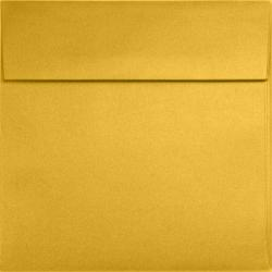 Stardream Metallic - 5 Square ENVELOPES - Fine Gold - 1000 PK