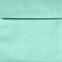 Stardream Metallic - 6.5 Square ENVELOPES - Lagoon - 1000 PK
