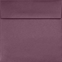 Stardream Metallic - 6.5 Square ENVELOPES - Ruby - 1000 PK