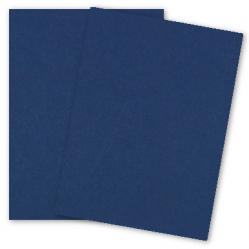 BASIS COLORS - 8.5 x 11 PAPER - Navy - 28/70 TEXT - 200 PK