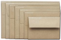 Brown Bag Envelopes - KRAFT - A10 Envelopes - 200 PK