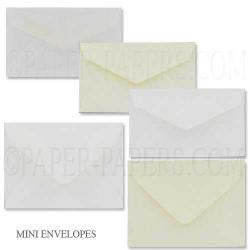 MINI Envelopes - 1000 PK