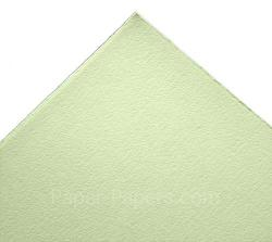 Arturo - Xtra Small Flat CARDS (260GSM) - CELADON - (2.5 x 3.75) - 100 PK