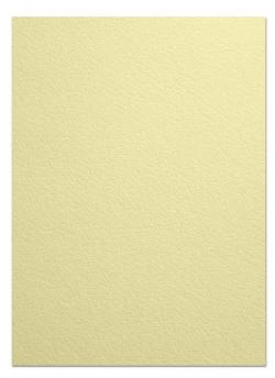 Arturo - FULL SIZE - 96lb Cover Paper (260GSM) - BUTTERCREAM - (25 x 38)