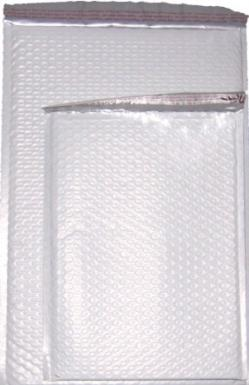 Bubble Mailers - AirJacket&reg; Plastic Padded Mailers (AJ0) 6.75 x 9.25 - 250 PK