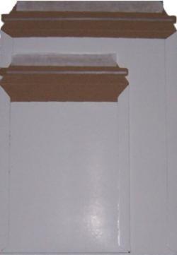 Cardboard Mailers - MailJacket® Paperboard Mailers (MJ0) 6 x 6 - 200 PK