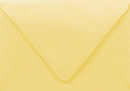 PS Shimmer Metallic - Euro Flap - A1 ENVELOPES - GOLD - 200 PK