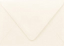 PS Shimmer Metallic - Euro Flap - A1 ENVELOPES - OPAL - 200 PK
