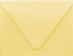 PS Shimmer Metallic - Euro Flap - A2 ENVELOPES - GOLD - 200 PK