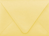 PS Shimmer Metallic - Euro Flap - A6 ENVELOPES - GOLD - 200 PK