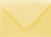 PS Shimmer Metallic - Euro Flap - A7 ENVELOPES - GOLD - 200 PK