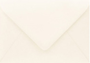 PS Shimmer Metallic - Euro Flap - A7 ENVELOPES - OPAL - 200 PK