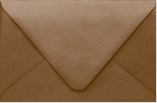 PS Shimmer Metallic - Euro Flap - A9 ENVELOPES - BRONZE - 200 PK