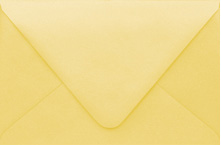 PS Shimmer Metallic - Euro Flap - A9 ENVELOPES - GOLD - 200 PK
