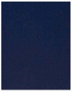 Curious SKIN - Dark Blue - 8.5 x 11 Card Stock Paper - 100lb Cover - 25 PK