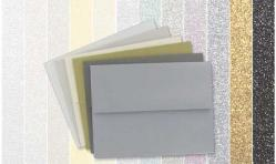 Curious Metallic ENVELOPES - A1 Envelopes - 250 PK