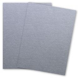 Curious Metallic - GALVANISED Card Stock - 92lb Cover - 8.5 x 11 - 25 PK