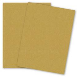 [Clearance] Curious Metallic - OLIVE Card Stock - 111lb Cover - 27 x 39