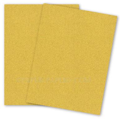 Curious Metallic - SUPER GOLD Paper - 80lb Text - 8.5 x 11 ...