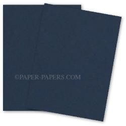 French Paper - CONSTRUCTION - Nightshift Blue - 25 x 38 - 28/70lb TEXT - 1000 PK