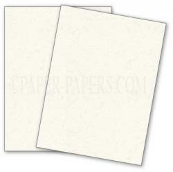 French Paper - DUROTONE - Newsprint EXTRA WHITE - 8.5 x 11 Paper - 28/70lb TEXT - 50 PK